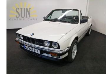 BMW 325I E30 cabriolet 1989