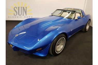 Chevrolet Corvette C3 Targa 1979