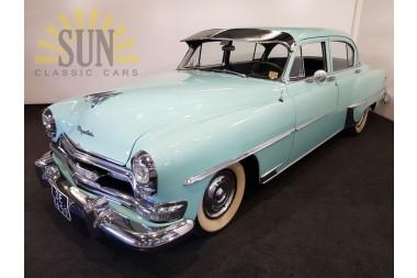 Chrysler Windsor Deluxe 1954