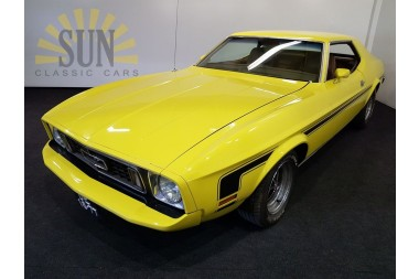 Ford Mustang Coupe 1973