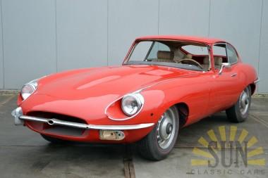 Jaguar E-Type Series 2 coupe 1969