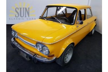 NSU TT 1972 CAR IS IN AUCTION