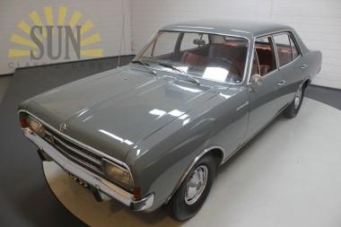 Opel Rekord 1900 1967 CAR IS IN AUCTION
