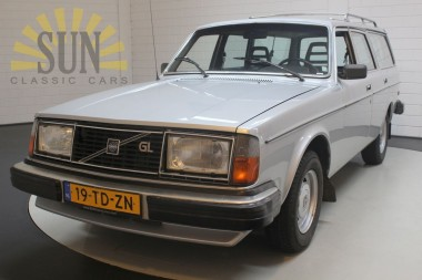 Volvo 245 GL overdrive 1980
